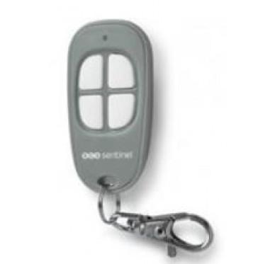 Telecommande control gate gris