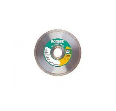 IRONSIDE - DISQUE CT2000 PRO, 125mm