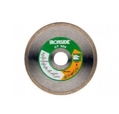 IRONSIDE - DISQUE CT500, 125mm