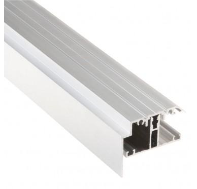 Profil bordure 4 M, aluminium