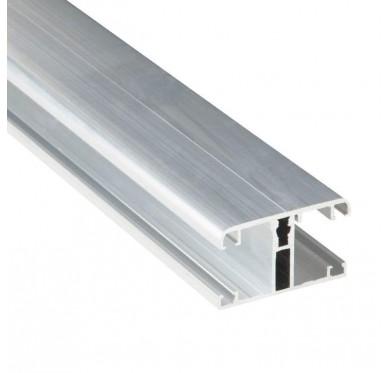 Profil T de jonction 5 M, aluminium