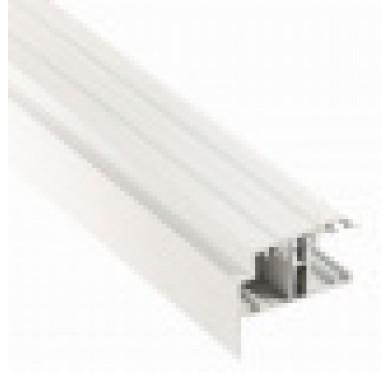 Profil bordure 5 M, blanc