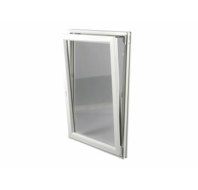 Fenêtre 1 vantail, tirant gauche Oscillo-Battante H 75 x L 80 cm
