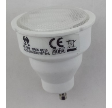 Ampoule HF-16/9 2700k - GU10