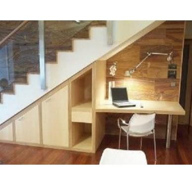 Kit bureau pour aménagement sous escalier