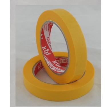 Ruban adhésif protection orange 18 mm