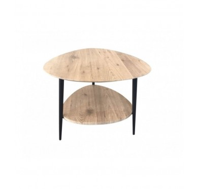 Table d'appoint 2 niveaux siga