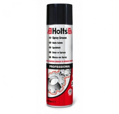 Spray Grease huile solide