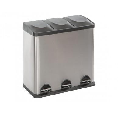 Poubelle 3x20 litres