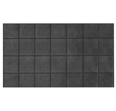 Tapis Spirella Tile Bathmat 70x120cm Granite