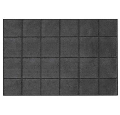 Tapis Spirella Tile Bathmat 60x90cm Granite
