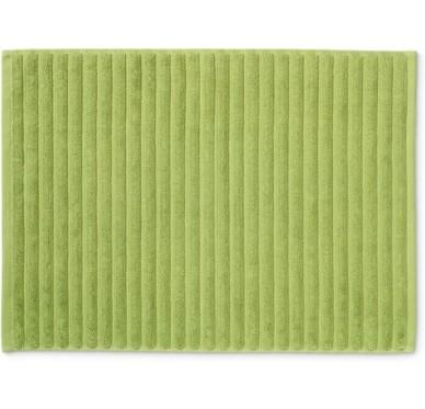 Tapis Tiger stripes Bathmat 55x90cm Green