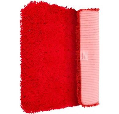 Tapis Spirella Highland Bidetmat 55x65cm Red
