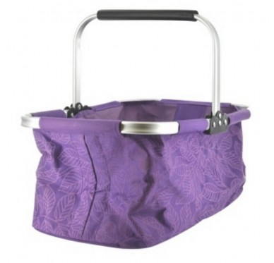 Sac multi usages pliant, violet