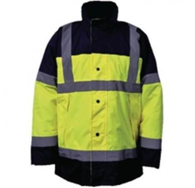 Parka fluo haute visibilité NoviPro Taille XL