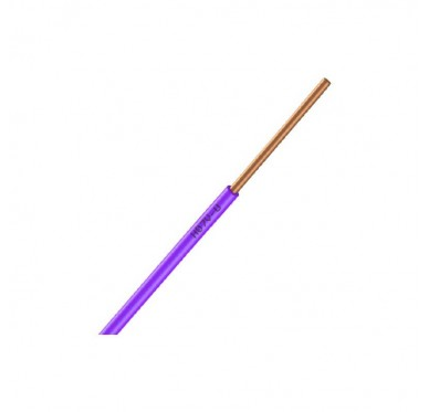 Bobine de Fil électrique  2.50 mm Violet