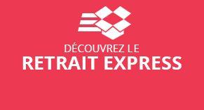 Retrait express