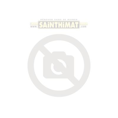 Carrelage grès cérame série New York gris clair 42.5 x 42.5 cm